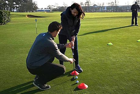 Tuition | Rustington Golf Centre